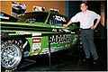 Al Young with Championship Dodge Challenger at MOHAI.jpg