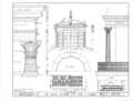 Alabama State Capitol, Dexter Avenue, Montgomery, Montgomery County, AL HABS ALA,51-MONG,1- (sheet 6 of 8).png