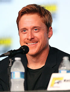 Alan Tudyk vid San Diego Comic-Con International 2012.