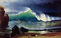AlbertBierstadt-The Shore of the Turquoise Sea 1878.jpg