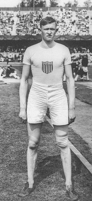 Albert Gutterson - Albert Gutterson at the 1912 Olympics