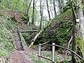 Albtraufgänger, Hossinger Leiter 945 m ü. NN - panoramio (2).jpg