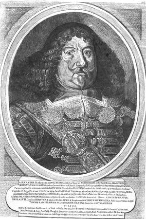 Aleksander Ludwik Radziwiłł - Image: Aleksander Ludwik Radziwiłł