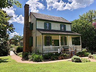 Hillsborough Historic District United States historic place