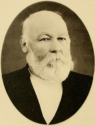 Alexander H. Conner - From 1890's Biographical Souvenir of the Counties of Buffalo, Kearney, Phelps, Harlan, and Franklin, Nebraska.