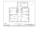 Alexander McLean House, 156 Carey Avenue, Wilkes-Barre, Luzerne County, PA HABS PA,40-WILB,4- (sheet 2 of 11).png