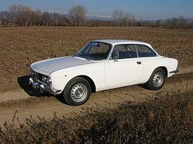 Alfa Romeo 105/115 Series Coupés - Wikipedia on