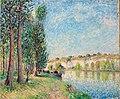 Alfred Sisley - Le Loing à Moret, 1885.jpg