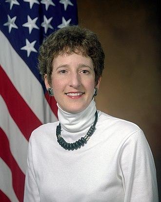Under Secretary of Defense (Comptroller) - Image: Alice C. Maroni DA SC 07 39609