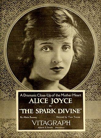 Alice Joyce - Advertisement (1919)