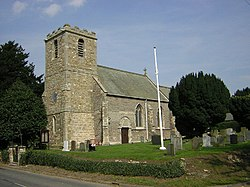 All Saints' church, Upton, Lincs. - geograph.org.uk - 48123.jpg