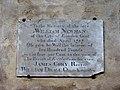 All Saints Church - memorial plaque - geograph.org.uk - 850546.jpg