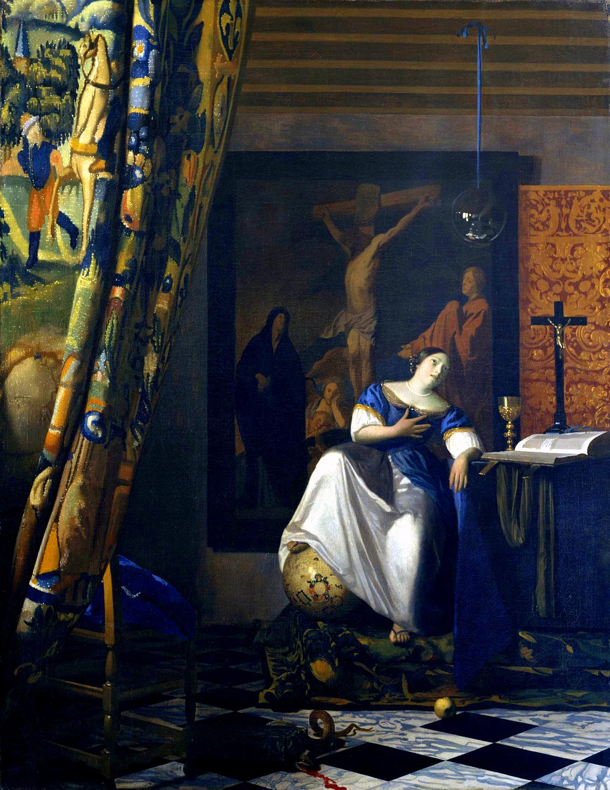 Znalezione obrazy dla zapytania dusza kobiety wiara katolicka
