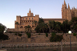 Royal Palace of La Almudaina - Wikipedia, the free encyclopedia