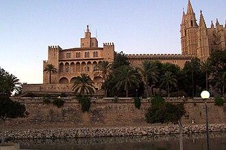 Royal Palace of La Almudaina - Palacio Real de La Almudaina