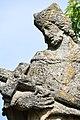 Alsóbogát, Nepomuki Szent János-szobor 2021 14.jpg