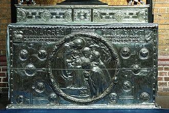 Henry Wilson (architect) - Lady altar at St Bartholomew's Brighton