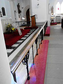 Altar Rail Wikipedia