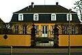 Alte Herrenhäuser Straße 10 Hannover Hardenbergsches Haus Gartenseite von Nord.jpg