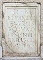 Althofen Pfarrkirche hl Thomas von Canterbury Grabara Commodius 24062015 5227.jpg
