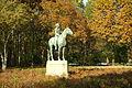 Amazone zu Pferde - Tiergarten, Berlin, Germany - DSC09457.JPG