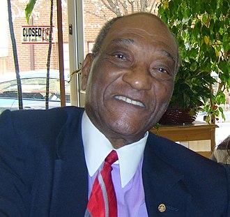 Edward J. Perkins - Image: Ambassador Perkins