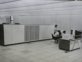 Michigan Terminal System - Amdahl 470V/6 P2 at the University of Michigan, 1975