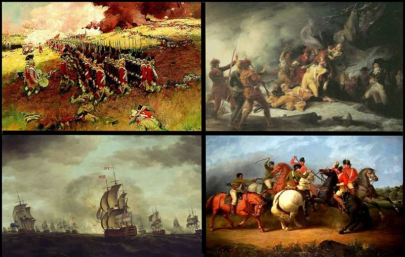 the events that led to the american war of independence By the time the american revolution blood spilled in the war of the american independence liberty and consequently led america to independence.