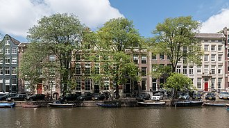 Canals of Amsterdam - Singel