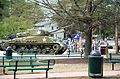 An M26 Pershing medium tank is seen on display as U.S. Soldiers attend a ceremony marking the reopening of the U.S. Army Basic Combat Training Museum at Fort Jackson, S.C., April 3, 2013 130403-A-SO744-170.jpg