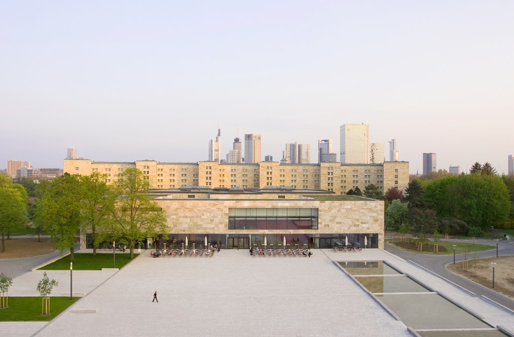Uni Frankfurt Casino Mensa