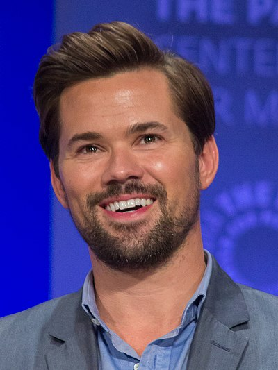 Andrew Rannells, American actor and singer