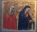 Angelico, pala di fiesole, santi attr. a lorenzo di bicci, 01.JPG