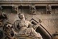 Angers (49) Cathédrale Saint-Maurice - Intérieur - Modillons - 26.jpg