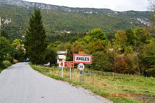 Angles, Alpes-de-Haute-Provence Commune in Provence-Alpes-Côte dAzur, France