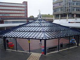 Anglia Square Shopping Centre, Norwich