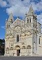 Angoulême 16 Façade cathédrale 2014.JPG