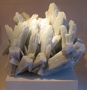 Evaporite - Anhydrite