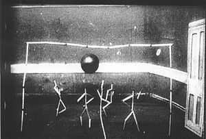 Arthur Melbourne-Cooper - Animated Matches: Football