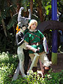 Anime Expo 2011 - Midna and Link from the Legend of Zelda Twilight Princess.jpg