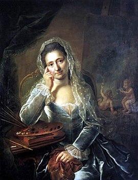 Anna Rosina von Lisiewska