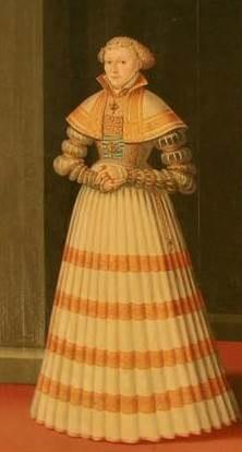 Anna of Brandenburg duchess of Mecklenburg