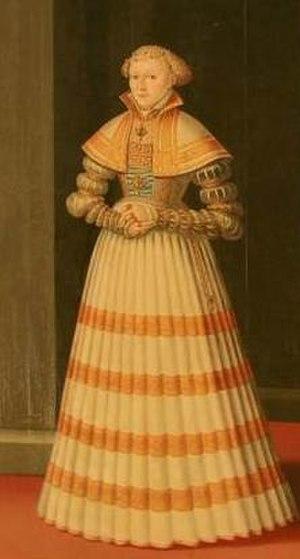 Anna of Brandenburg, Duchess of Mecklenburg - Anna of Brandenburg, Duchess of Mecklenburg