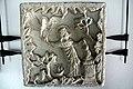 Anonimo maestro locale influenzato dagli artisti pisani e provenzali, Formella con il Sacrificio di Isacco, inizi sec. xiv.jpg