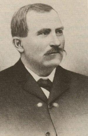 Charles Schreiner (Texas rancher) - Schreiner in undated early photo