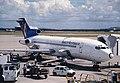 Ansett Boeing 727-200 at Brisbane Airport.jpg
