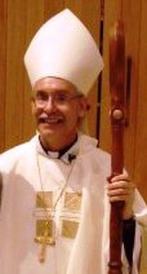 Anthony Taylor (bishop) - Image: Anthony Taylor