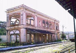 Além Paraíba - Porto Novo Old Railway Station