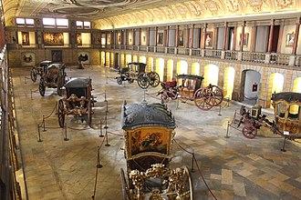 National Coach Museum - Image: Antigo Picadeiro Real
