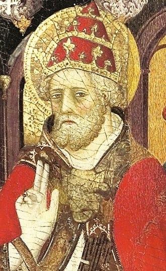 Antipope Benedict XIII - Image: Antipope Benedictus XIII